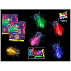 COLLAR MOSCA PARTY GLOW