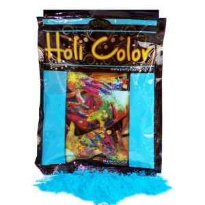 Holi Color Celeste