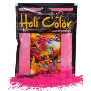Holi Color Rosa