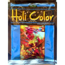 Holi Color Azul