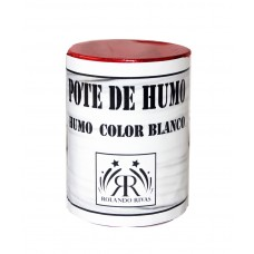 POTES DE HUMO COLOR BLANCO